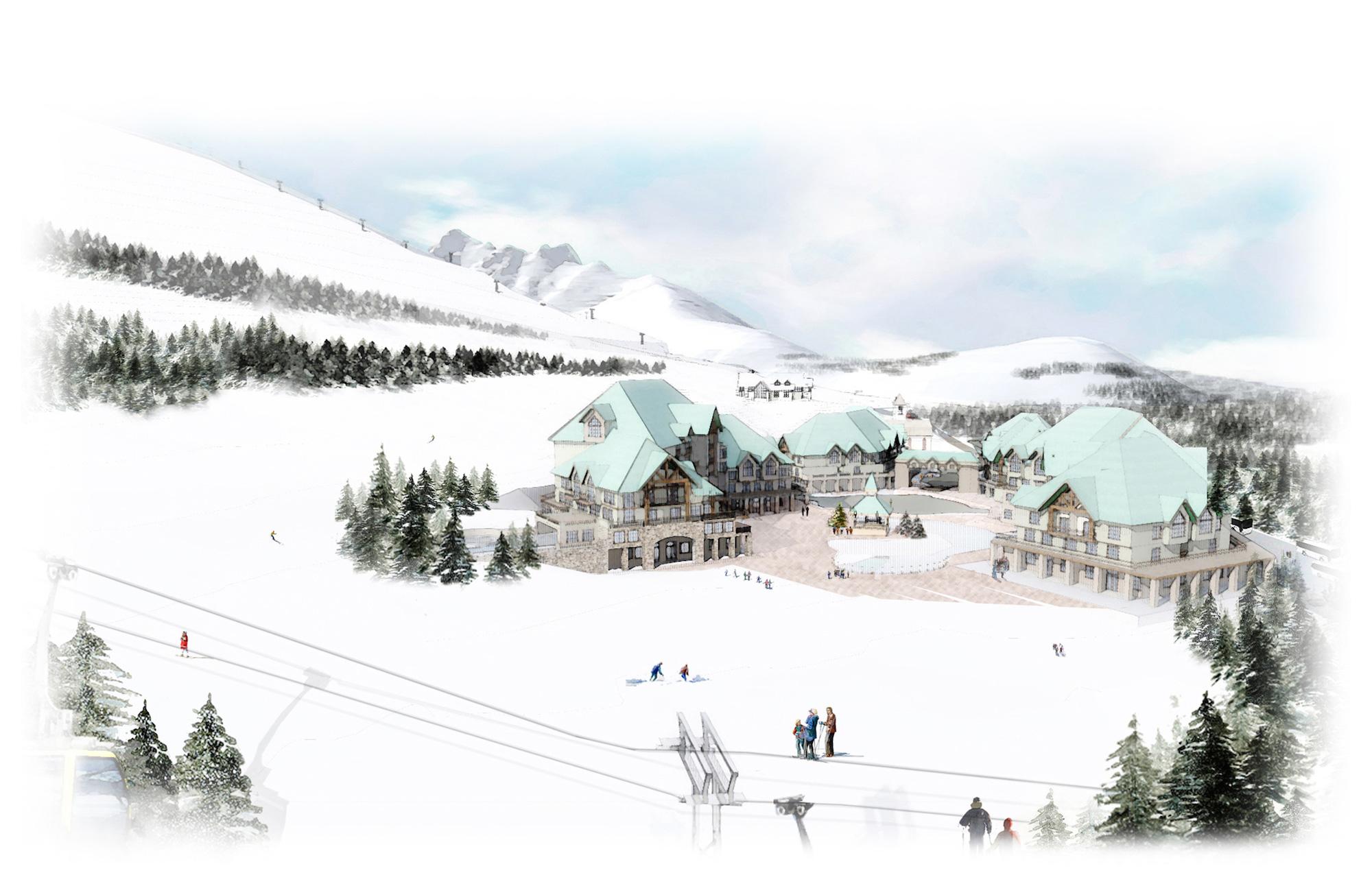 Valemount Glacier Resort Village